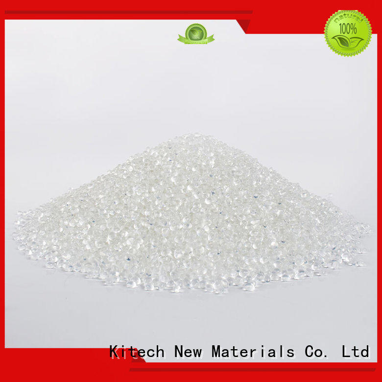 glossiness yellowing resistance plastic raw material suppliers Kitech Brand