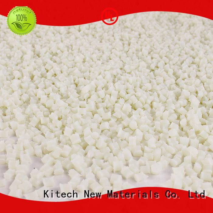 Kitech resistance pa6 gf15 for business for PA cable tie
