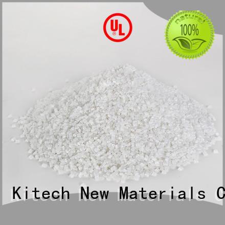 Kitech polypropylene pp fiber manufacturers for pillar