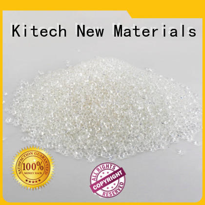 Kitech environmentally raw material for plastic industry supplier for auto charger