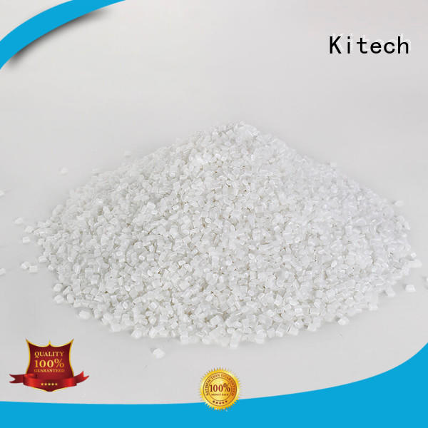 Custom mineral reinforcement pp plastic Kitech flame