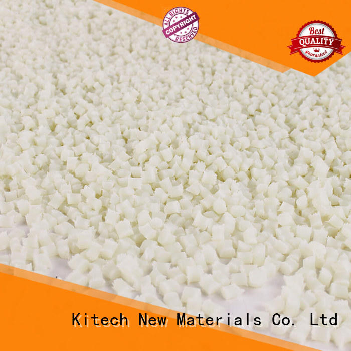 Kitech resistance pa6gf35 manufacturer for PA cable tie