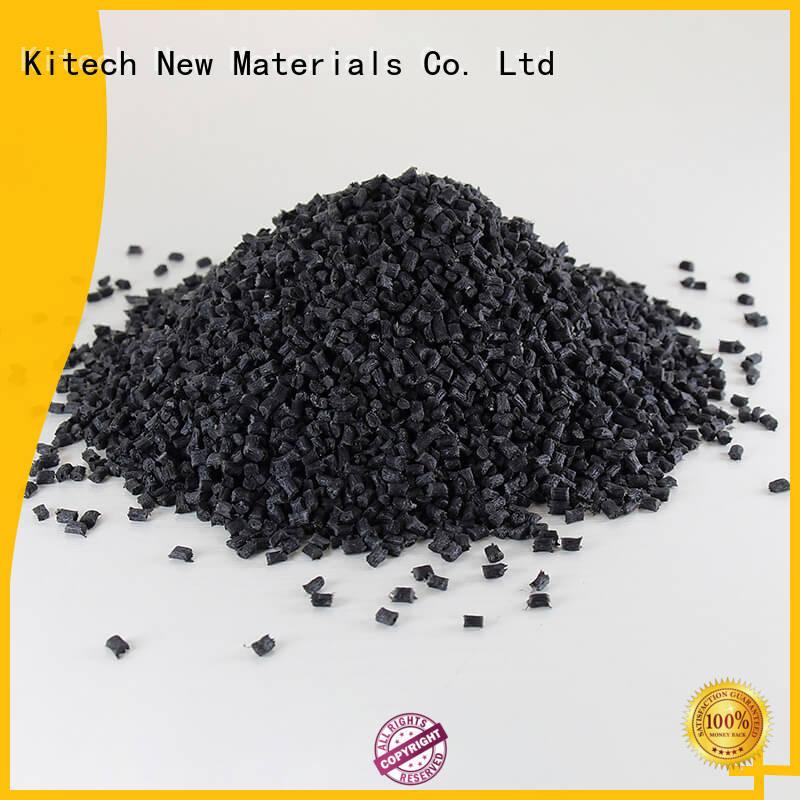 polypropylene glass pp plastic filled fiber Kitech company
