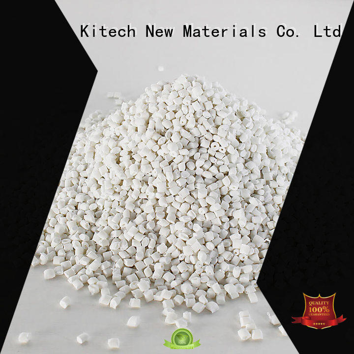 Kitech Brand series spray plastic raw material suppliers transparency supplier