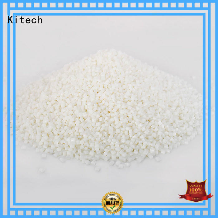 property plastic raw material suppliers yellowing Kitech company