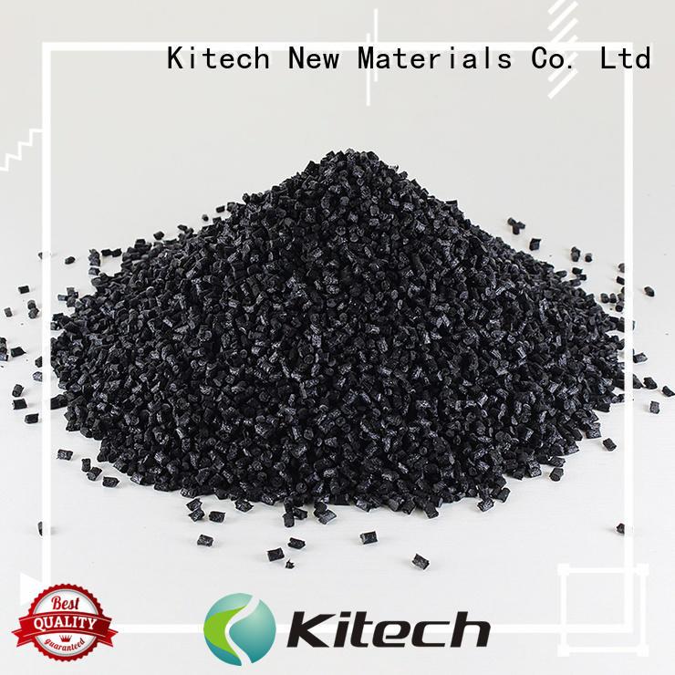 Kitech retardant pa66 plastic supplier for engine cover