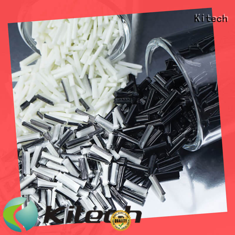 fiber long polymer raw material suppliers Kitech Brand