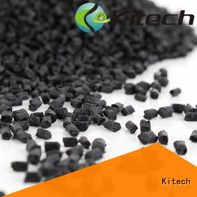 flame pa6 material glass for electronic connector Kitech