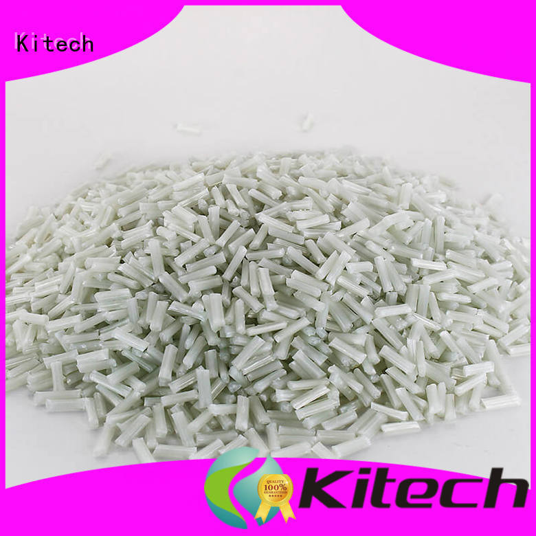 Kitech fiber polypropylene raw material series for scooter base