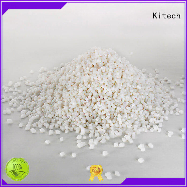 Kitech free plastic granules for business for auto charger