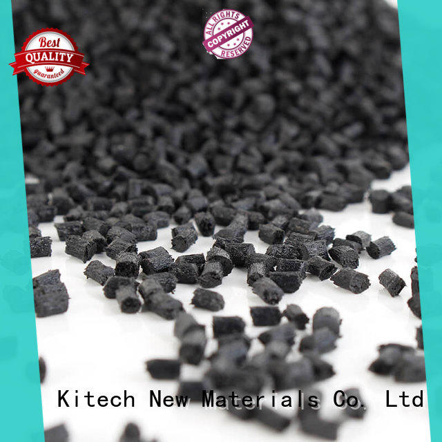 Kitech high quality pa66 gf30 material properties unfilled for air filter system
