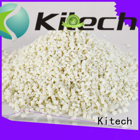 plastic raw material suppliers transparent ppa tpr Kitech Brand company