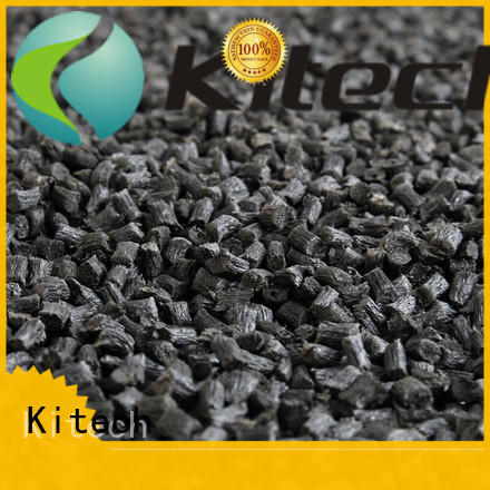 Kitech high quality pa 66 gf 30 toughness for electronic connector