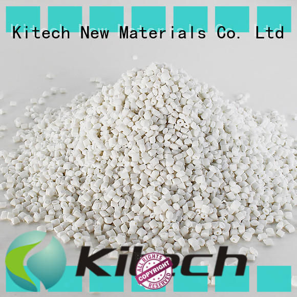 Kitech high quality plastic raw material suppliers flexural for auto parts