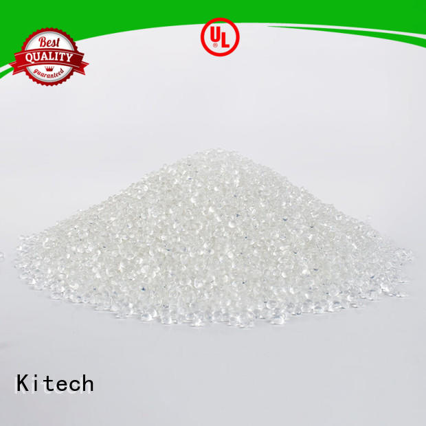 Kitech pps tpr plastic series for auto parts