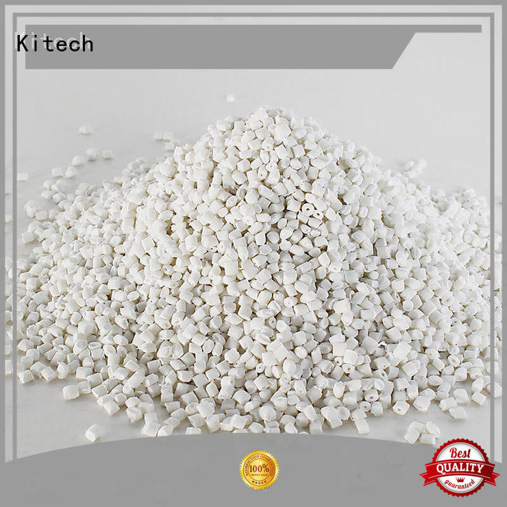 Kitech high quality raw plastic manufacturer for electronic appliance