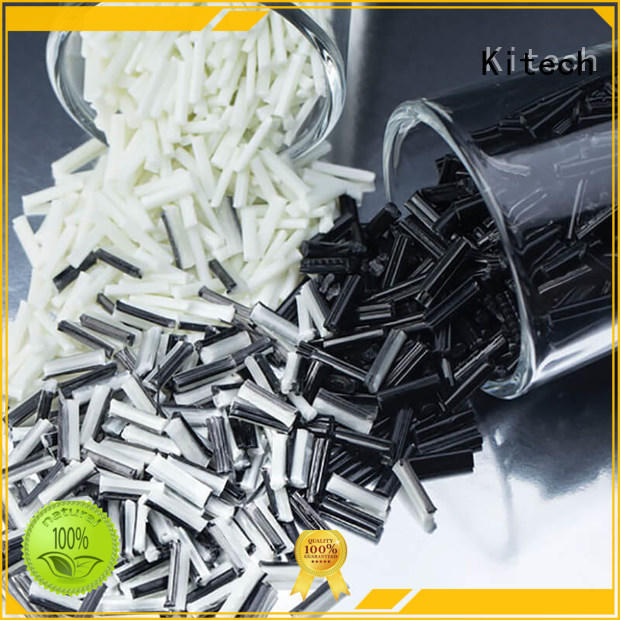 Kitech fiber polypropylene raw material factory for rearview mirror base