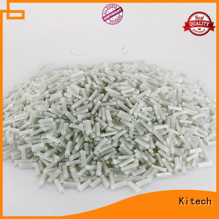 polymer raw material suppliers fiber glass series Kitech Brand company
