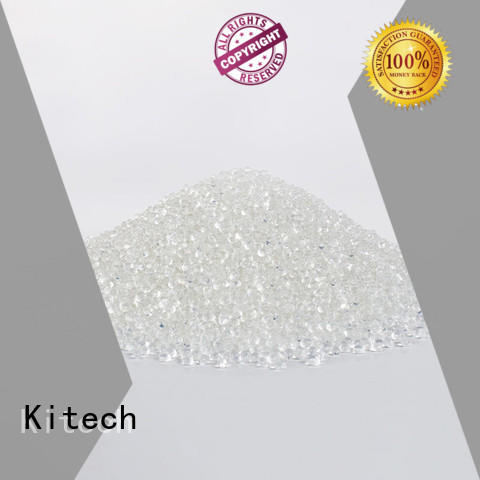 heat resistance plastic raw material suppliers transparent Kitech company