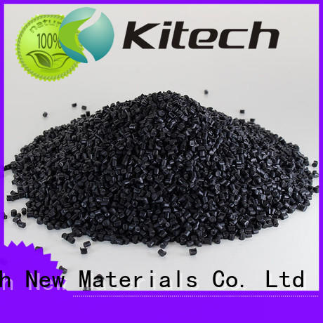 Kitech carbon pa6 gf15 Suppliers for electronic connector