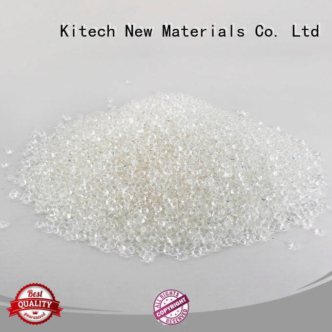 Quality Kitech Brand plastic raw material suppliers transparency pps