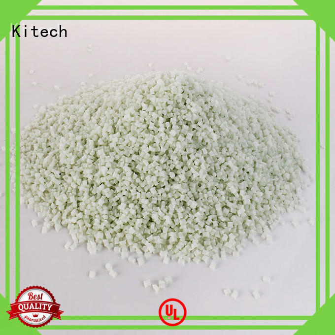 Kitech glass pa6 gf30 wholesale for electronic connector