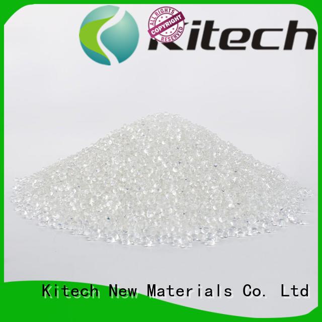 Kitech online plastic granules abrasion for auto parts