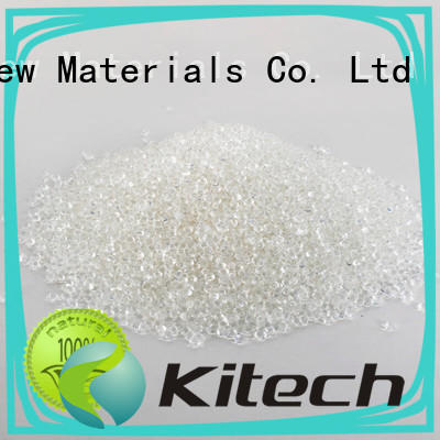 Kitech high quality plastic granules manufacturer for auto charger