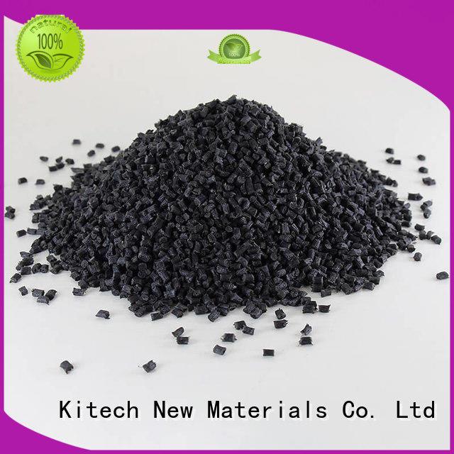 Kitech Brand mineral flame polypropylene material properties fiber