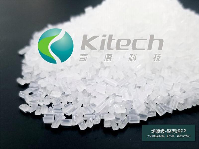 Filter principle of melt-blown non-woven fabric