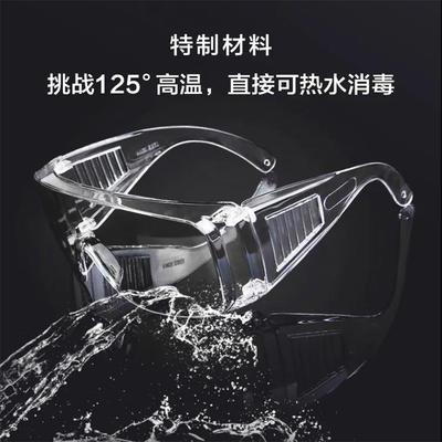 Antibacterial goggles