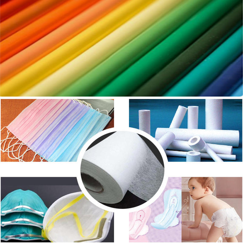 Double S non-woven fabric for mask