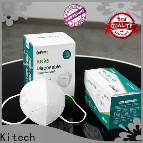 Kitech kn95, kn99 mask factory for mask
