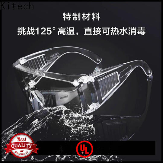 Kitech antibacterial goggles manufacturers for adult