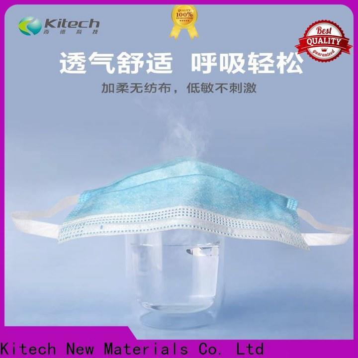 Kitech Top disposable face mask Supply for mask