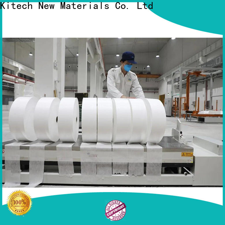 Kitech Custom high filtration efficiency meltblown fabric Suppliers for mask