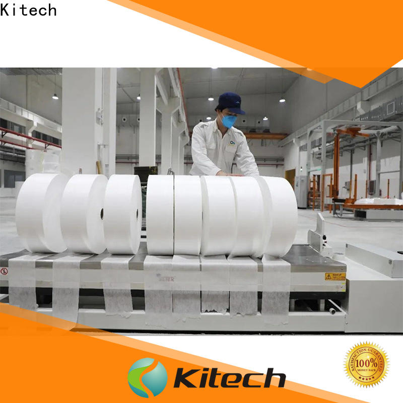 Kitech Best high filtration efficiency meltblown fabric company for mask