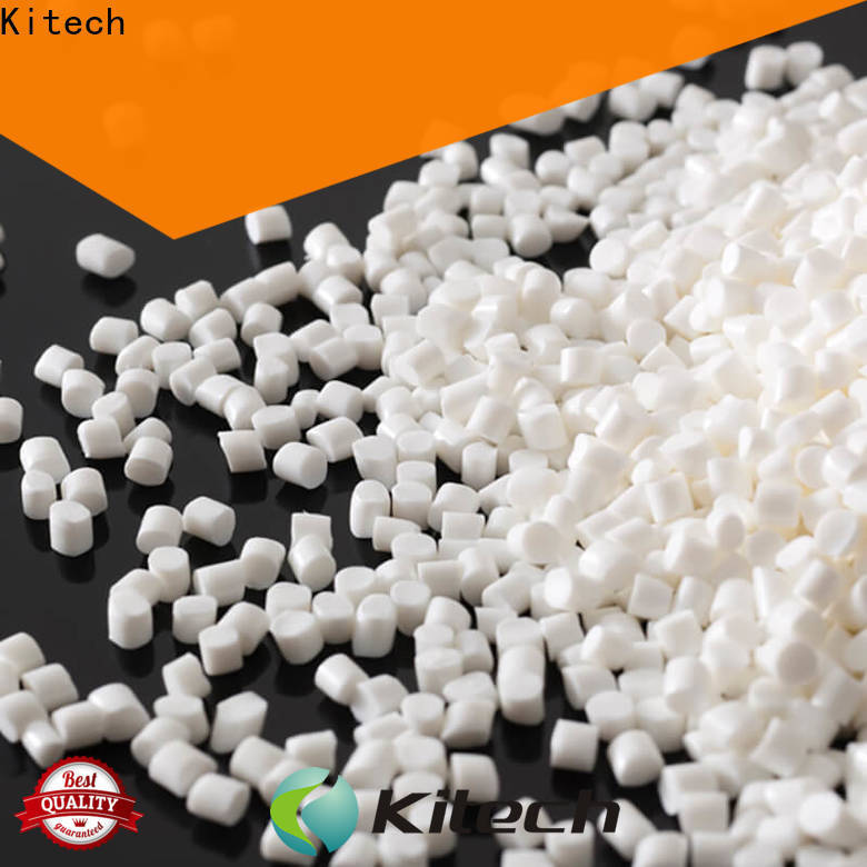 Kitech reinforcement pa6 gf15 factory for electronic connector