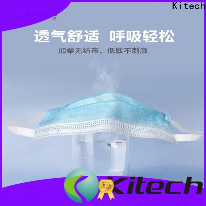 Kitech disposable face mask factory for mask