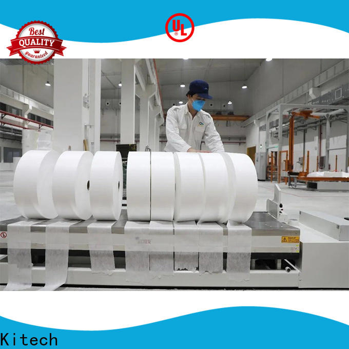 Wholesale high filtration efficiency meltblown fabric factory for mask