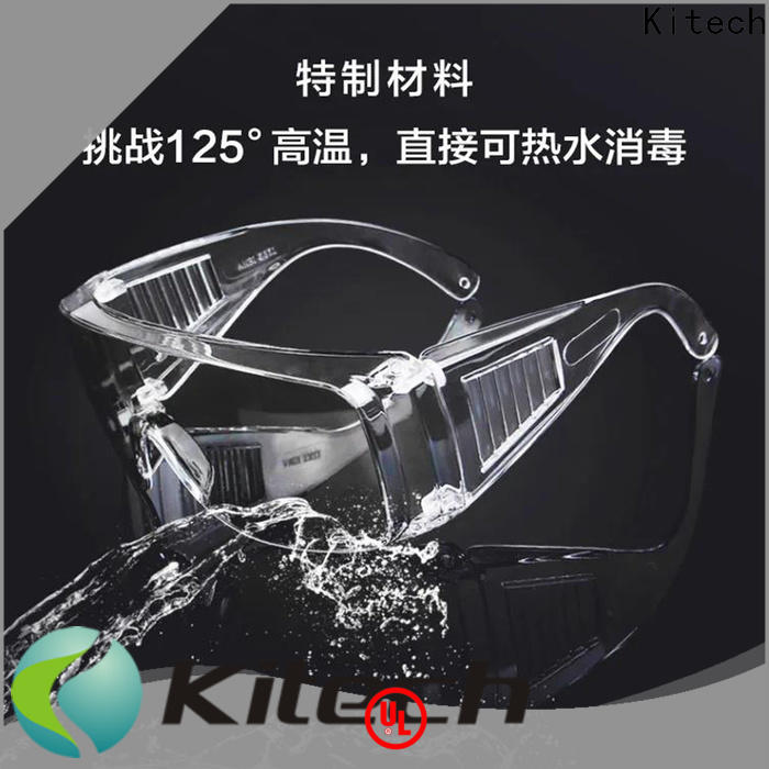 Kitech Best antibacterial goggles for business for adult