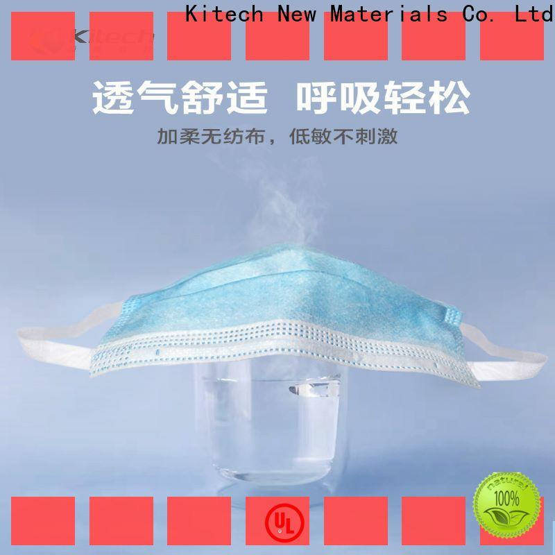 Kitech disposable face mask Suppliers for mask