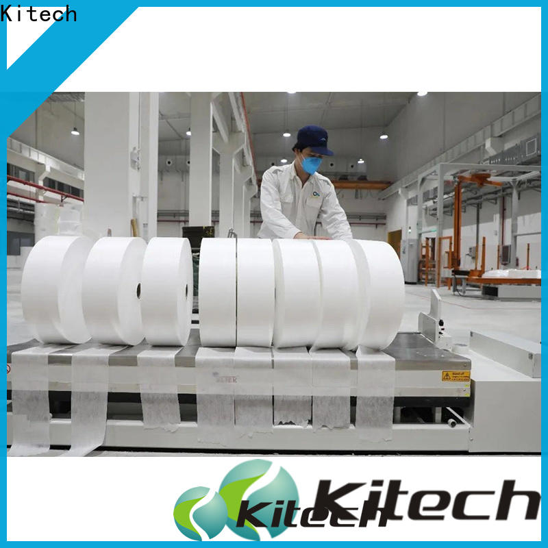 Kitech high filtration efficiency meltblown fabric manufacturers for mask