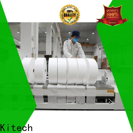 Kitech high filtration efficiency meltblown fabric factory for mask