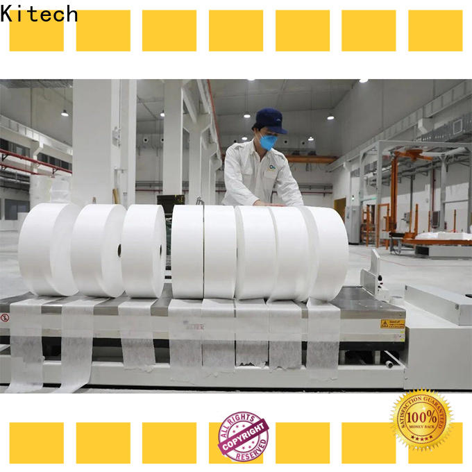 Kitech high filtration efficiency meltblown fabric Suppliers for mask