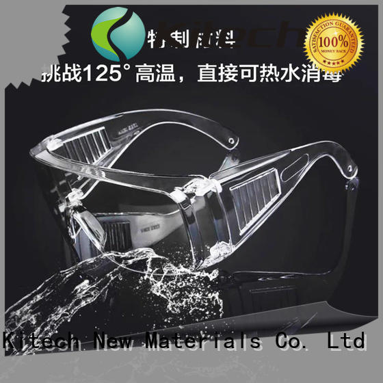 Kitech Custom antibacterial goggles factory for adult