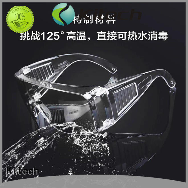 Kitech Custom antibacterial goggles for business for adult